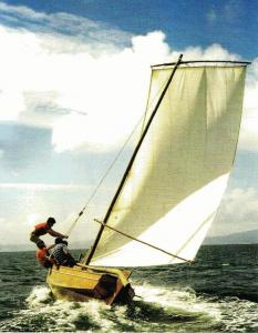 A Meca (foto obtida da Revista dos III Encontros de Embarcacións Tradicionais).